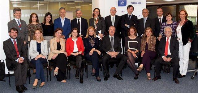 Reunión Roche y Fundación IDIS