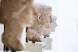 Bustos en el museo de Cádiz
