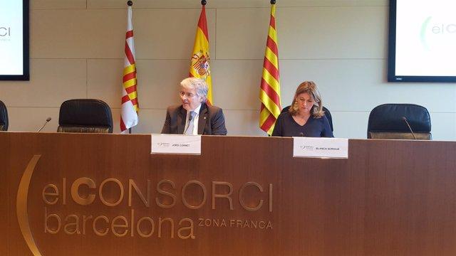 Jordi Cornet y Blanca Sorigué (CZFB)