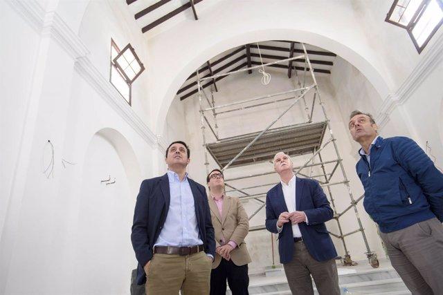La Iglesia de San Juan de Polopos estará rehabilitada para Fiestas de San Juan.