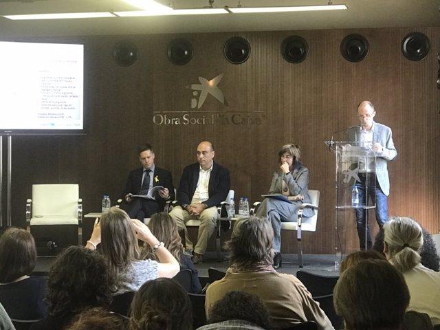 Presentación del informe 'No val a badar' de Unicef