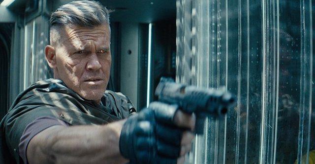 Josh Brolin es Cable en Deadpool 2