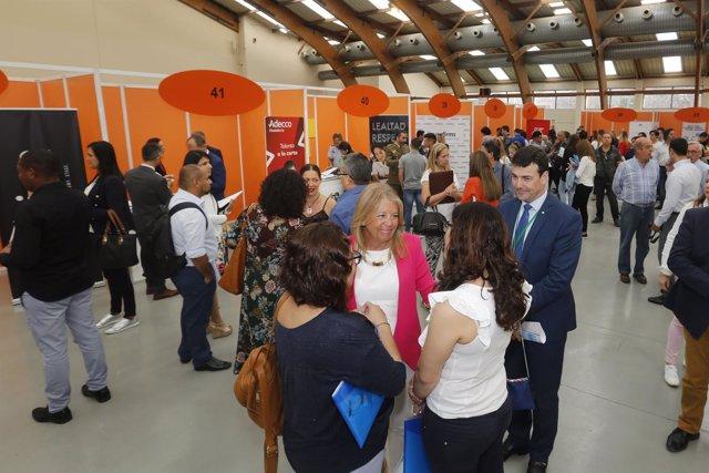 I Feria de empleo y emprendimiento Marbella