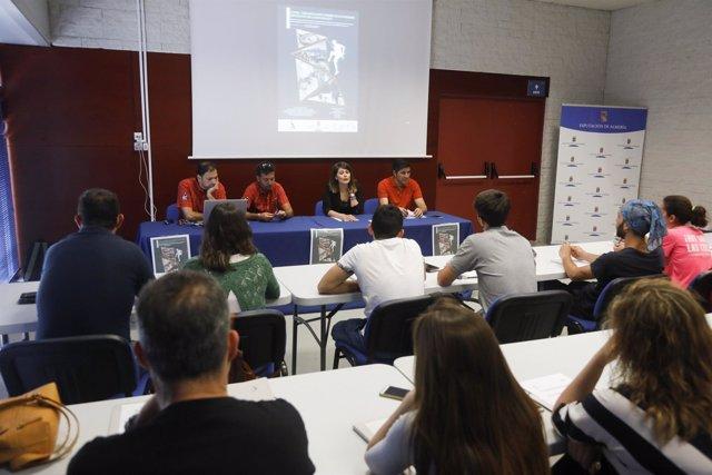 Diputación organiza un curso sobre actividades deportivas en la naturaleza.