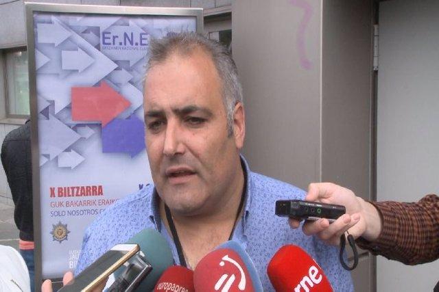 David José Maña, secretario general del SPC