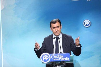 """Maillo saluda el """"cambio"""" de Rivera tras verse con Rajoy en Moncloa y dice que lo importante es ir """"juntos"""""""