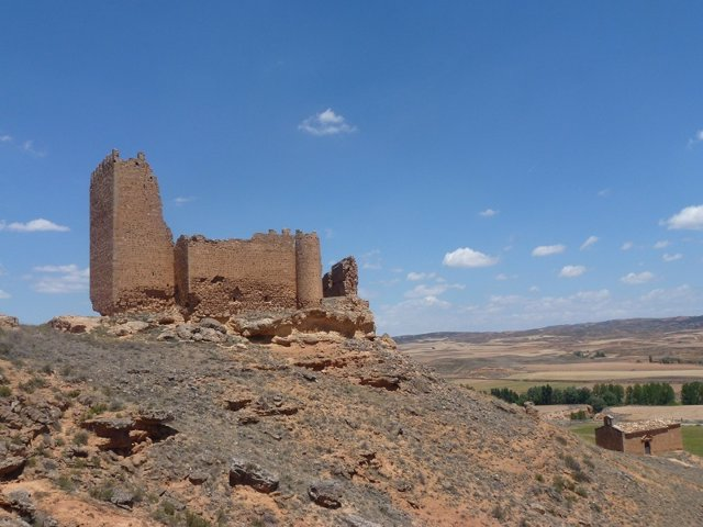 Castillo de la Raya. 17-5-2018