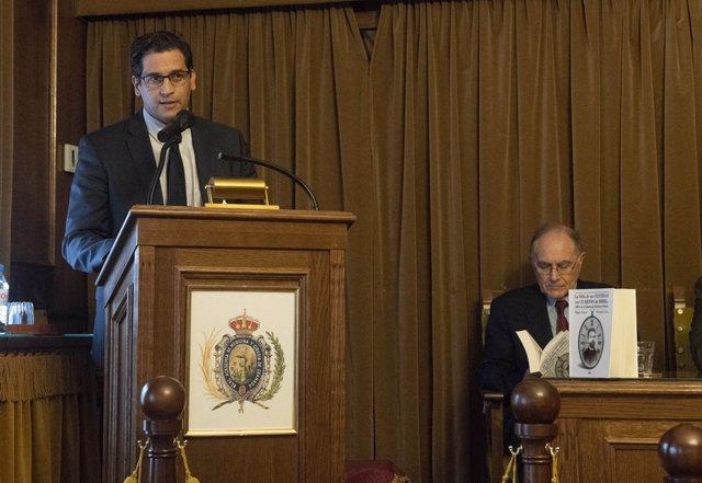 Presentación del volumen sobre los diarios del científico Federico Olóriz