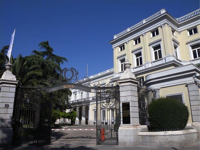 Palacio de Recoletos de BBVA