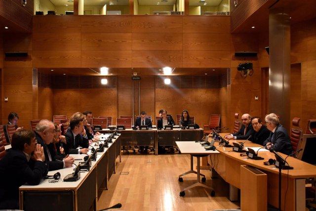 Jornada en el Senado sobre CCAA y lander