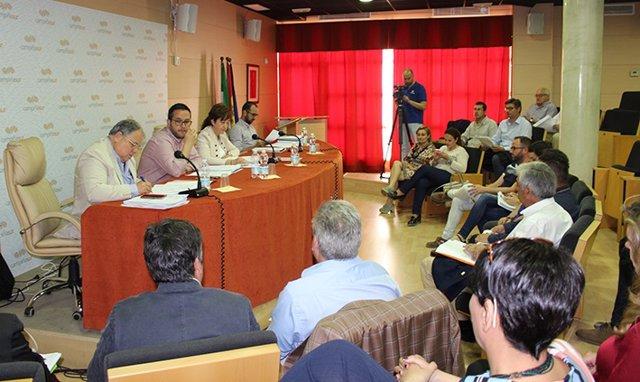 Pleno de la Mancomunidad de Municipios Campiña Sur Cordobesa