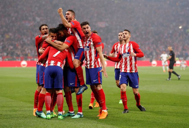 El Atlético conquista su tercera Liga Europa, séptimo título internacional
