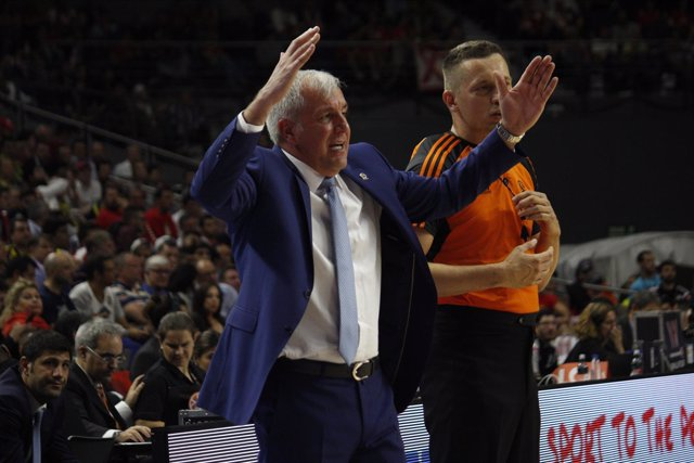 Obradovic durante la Final Four 2015