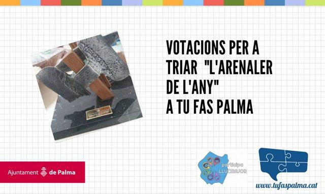 PREMIO S'arenaler DE L'any