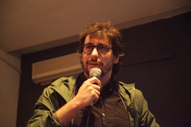 Jaime Paulino, candidato a secretario general de Podem València