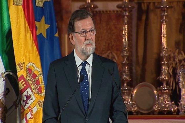 Rajoy en el 150 aniversario del Diario de Cádiz