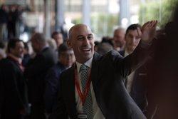 Luis Rubiales, elegit nou president de la RFEF (EUROPA PRESS)