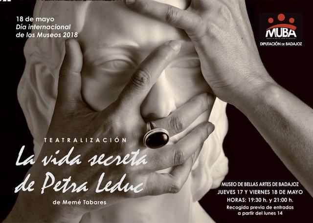 Obra 'La vida secreta de Petra Laduc'