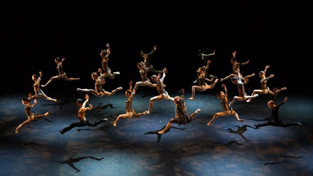 Los intérpretes del Malandain Ballet Biarritz