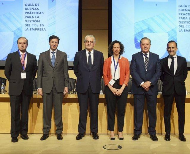 Endesa presenta la Guía de Buenas Prácticas para la Gestión del CO2 en la Empres