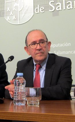 José Manuel Jiménez en Salamanca