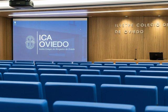 Colegio de Abogados de Oviedo, ICA Oviedo
