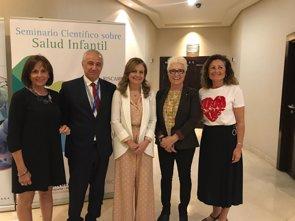 Andalucía coordinará un Observatorio de Salud Infantil Transfronterizo para mejorar la salud de los menores (CONSEJERÍA DE SALUD)