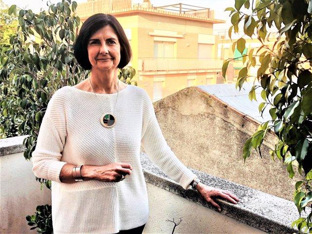 Montserrat Comas, portavoz de JJpD y magistrada de la Audiencia de Barcelona