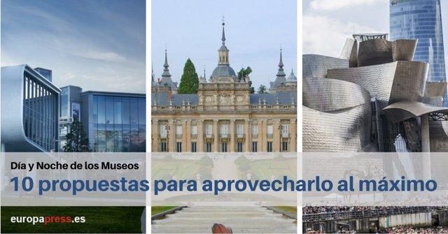 10 Propuestas Para El Día Y Noche De Los Museos