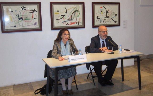 Exposición de Picasso, Miró y Dalí en Valladolid
