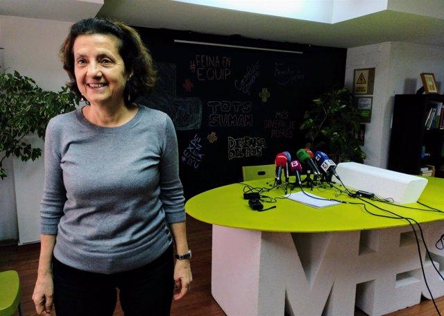 Fina Santiago asegura que el Govern promueve el apoyo a los inmigrantes