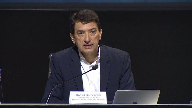 Presentación del informe 'Situación España' del servicio de estudios de BBVA