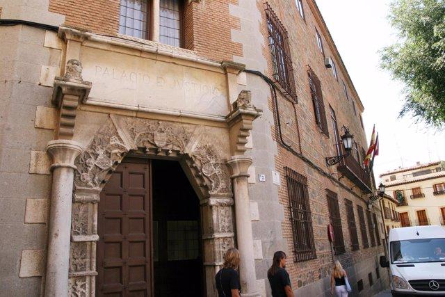 Audiencia provincial de Toledo