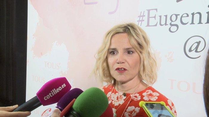 Eugenia Martínez de Irujo presenta nueva colección de joyas