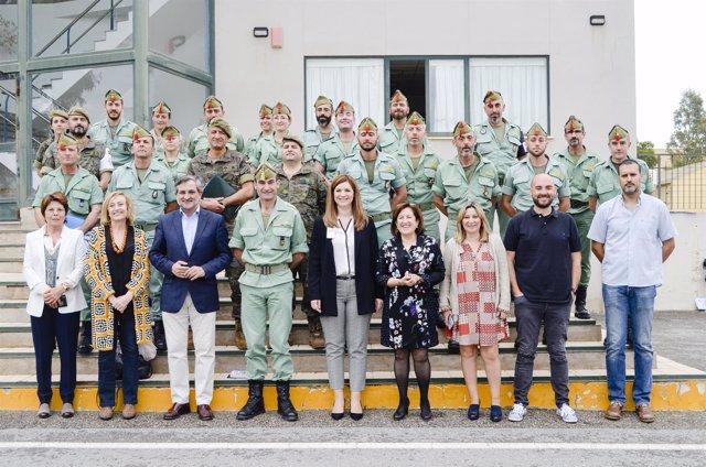 Diputación y Fuerzas Armadas cierran el primer curso de prevención de adicciones
