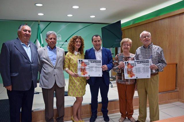 Nota Circuito Provincial Conferencias Ilustradas Flamenco