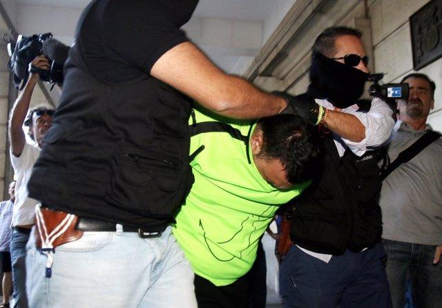 Uno de los detenidos por el triple crimen de Dos Hermanas (Sevilla)