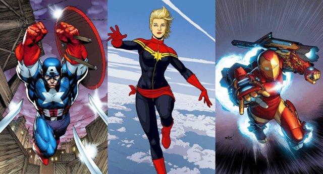 Capitana Marvel será distinta a otros orígenes de superhérores