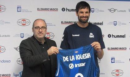 Asier de la Iglesia, jugador de baloncesto con esclerosis múltiple, debuta este domingo en ACB para mover conciencias