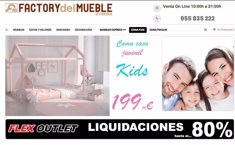 Factory del mueble utrera la calidad en el mueble - Factory del mueble utrera ...