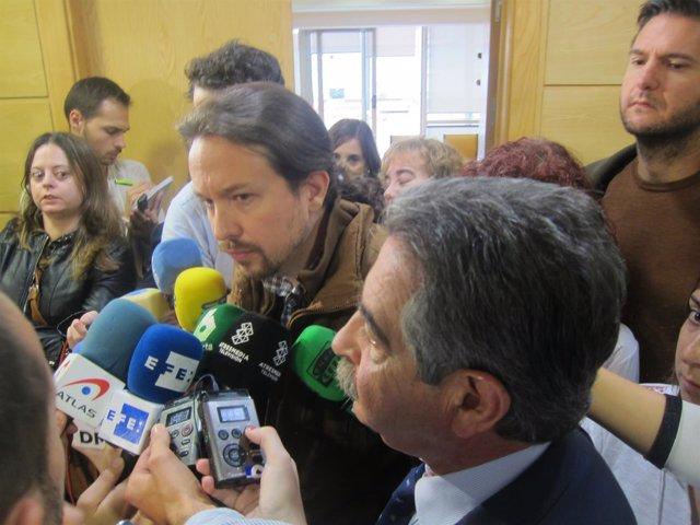 Iglesias y Revilla, en el Gobierno de Cantabria