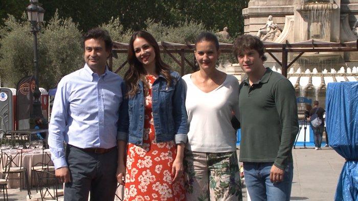 Eva González retoma el trabajo con Masterchef Celebrity