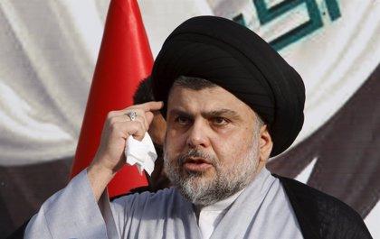 El bloque que lidera el clérigo Muqtda al Sadr se impone en las parlamentarias, según los resultados definitivos