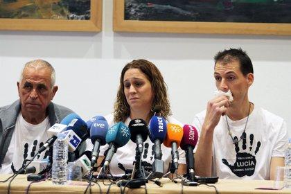 La familia de la niña fallecida junto a las vías del tren en Pizarra convoca una manifestación en Málaga este sábado