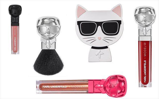 Karl Lagerfeld se cuela en tu 'make up' con una colección exclusiva para Douglas