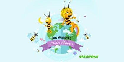 Greenpeace y Planeta Junior celebran el Día Mundial de las Abejas con un evento infantil en Madrid