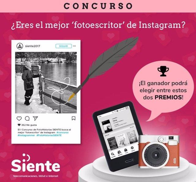 Un concurso literario busca al mejor 'fotoescritor' de Instagram