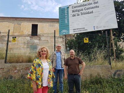 Málaga para la Gente pide a la Junta estudiar la cesión de La Trinidad al Ayuntamiento para proyectos municipales