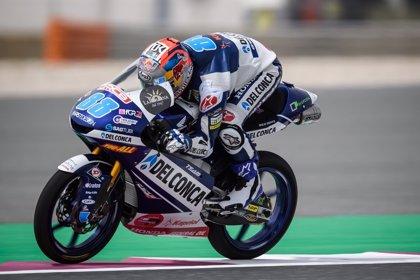 Martín repite pole en Le Mans en Moto3