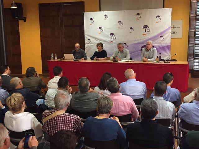 El PI considera 'imprescindible' la ampliación del metro de Mallorca hasta el aeropuerto, Son Espases y Pere Garau